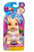 Little Live OMG Pets Single - Peach Bunny