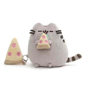 "Pusheen with Pizza 6"" Plush"