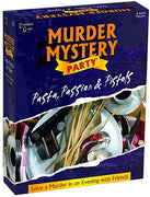 Murder Mystery Party - Pasta, Passion & Pistols