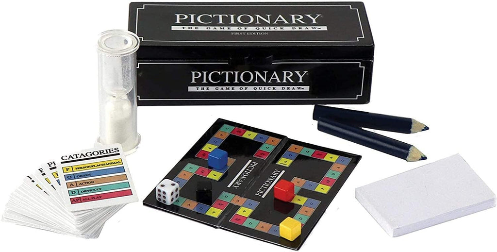 World's Smallest - Pictionary Game