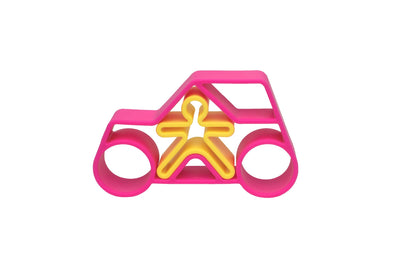 dëna Toys Kid in Car Pink