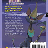 Choose Your Own Adventure Dragonlarks -Your Purrr-fect Birthday
