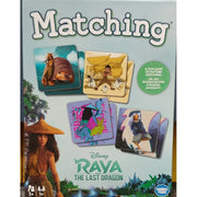 Matching: Disney's Raya and the Last Dragon