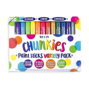 Chunkies Paint Sticks Variety Pack - 24