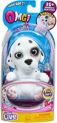 Little Live OMG Pets Single - Dalmation