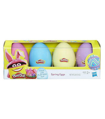 Play Doh Spring Eggs 4 Pack