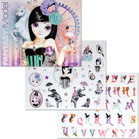 STYLEModel Fantasy Model Stickers