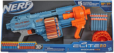 Nerf Elite 2.0:  Shockwave RD 15