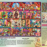 The Greatest Show On Earth - 1000pc