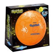 Tangle NightBall Basketball Orange