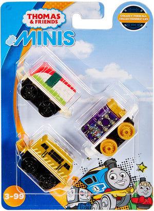 Thomas & Friends Minis 3-Pack-D-10