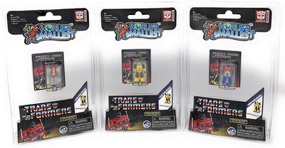 World's Smallest - Transformers