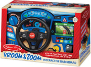 Vroom & Zoom Interactive Dashboard