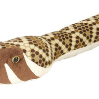 Western Diamondback Stuffed Animal - 54""