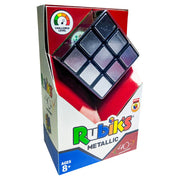 Rubiks 40th Anniversary Metallic