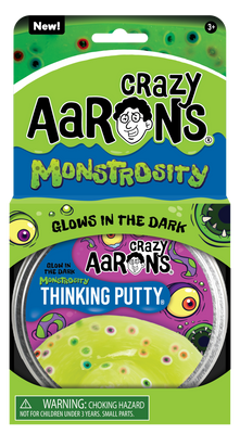 Crazy Aaron's Thinking Putty- Monstrosity 4