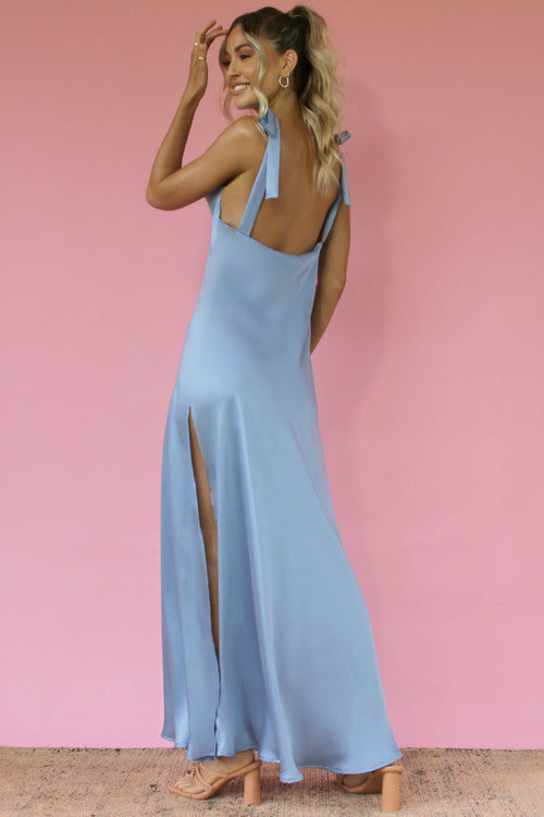 MARIA GOWN - COOL SILK