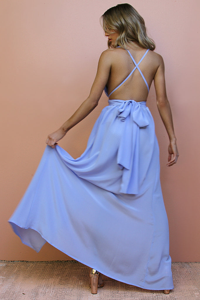 VIENNA SKY - MULTIWAY GOWN