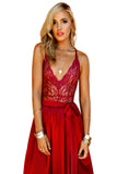 PRIMROSE TWO PIECE GOWN - RASPBERRY SILK