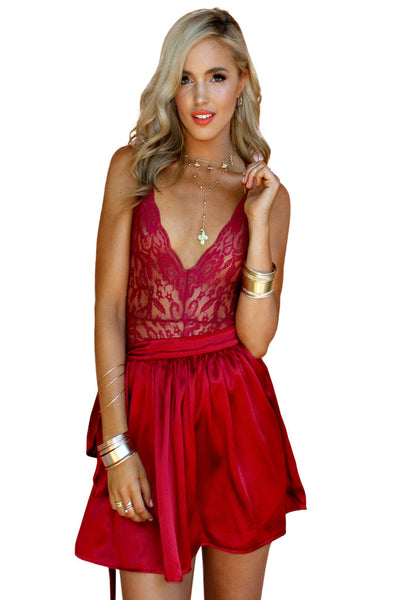 PRIMROSE TWO PIECE MINI - RASPBERRY SILK