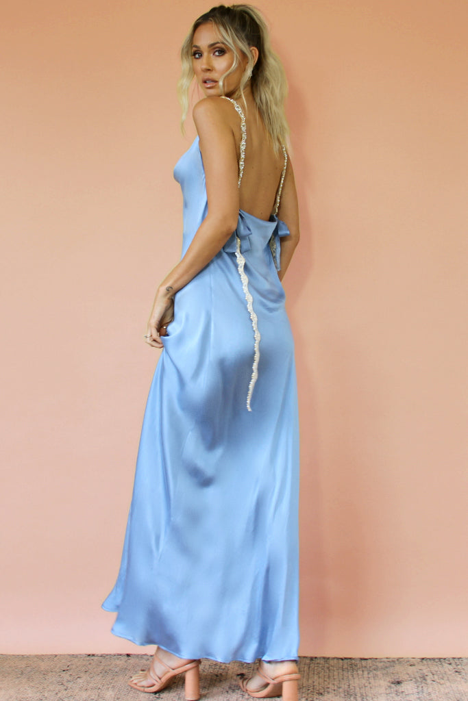 SOFIA GOWN - COOL SILK