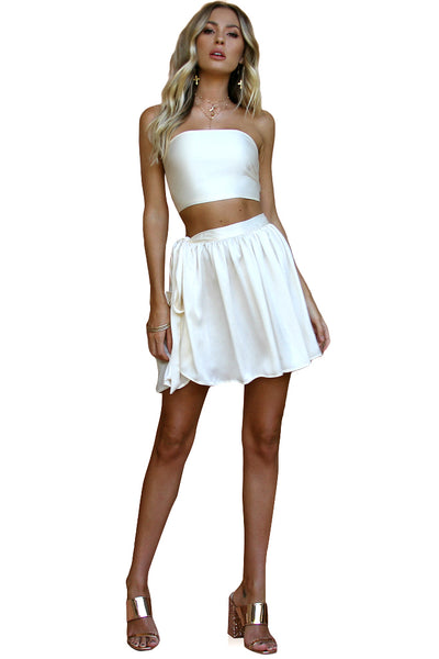 SILK PEARL - WRAP TWO PIECE MINI