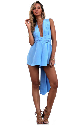 VIENNA SKY - MULTIWAY PLAYSUIT
