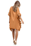 FOX SILK - WATERFALL KAFTAN