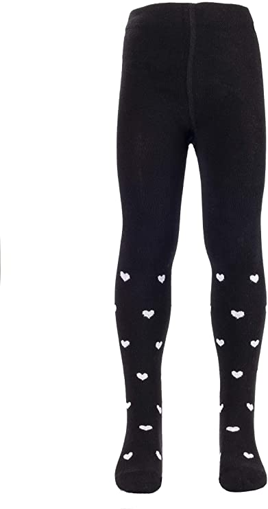 4 Pack Girls Tights Toddler
