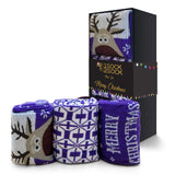 CHRISTMAS SOCKS MERRY CHRISTMAS GIFT BOX