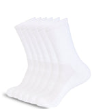 ATHLETIC CREW WHITE SOCKS