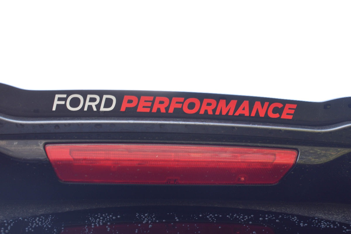 Ford Performance Decal (Pair)