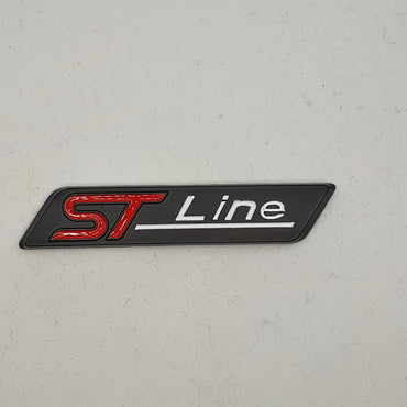 ST-Line Wing Badge