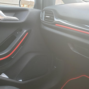 Fiesta Mk8 Door Pull Handle Gel Set