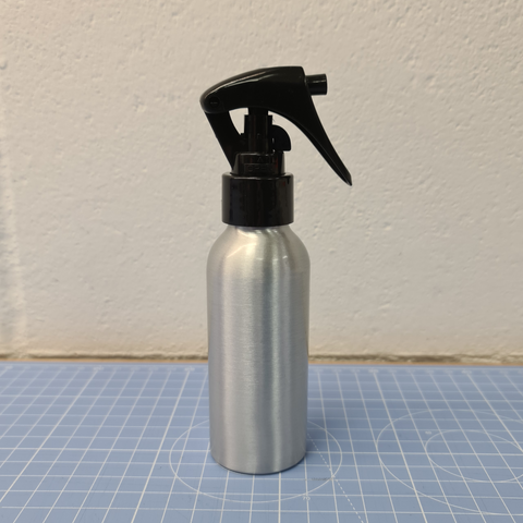 100ml Empty Aluminium Spray Bottle