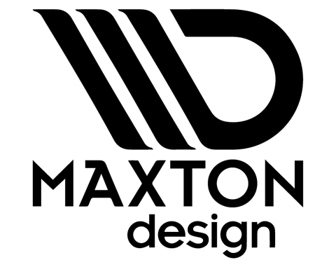 Maxton Design Decal (Square)