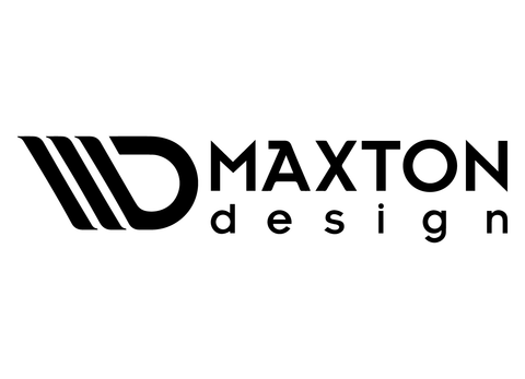 Maxton Design Decal (Long)
