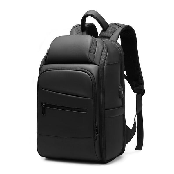 OZUKO 15.6 inch Laptop Backpack for Men Multifunction Waterproof USB Charging Backpacks Male Casual Business Travel Bag mochila