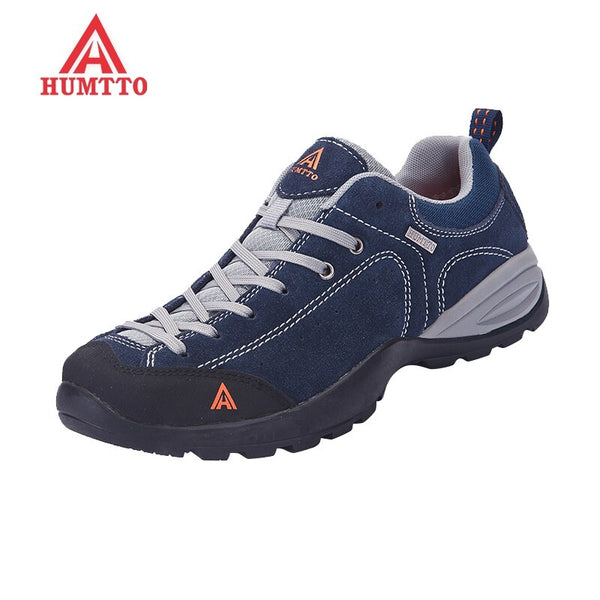 new hiking shoes outdoor woman camping sneakers men hunting winter trekking outventure non-slip climbing sport Rubber Lace-Up