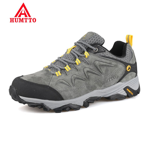 New Arrival Hiking Shoes Lightwei Winter Genuine Leather Outdoor Trekking Boots Lace-up Climbing Mens Sneakers Men Male Walking