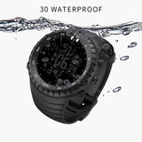 Senors Digital Watch Sport Men Outdoor Waterproof Digital Watches LED Electronic Wristwatch Military Alarm Male Clock Relogio