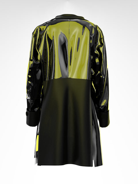 Metallic Jacket - XR Couture