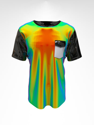 Thermal print T.Shirt - XR Couture