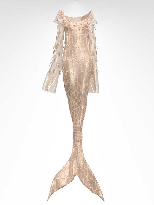 Mythical Mermaid Gown - XR Couture