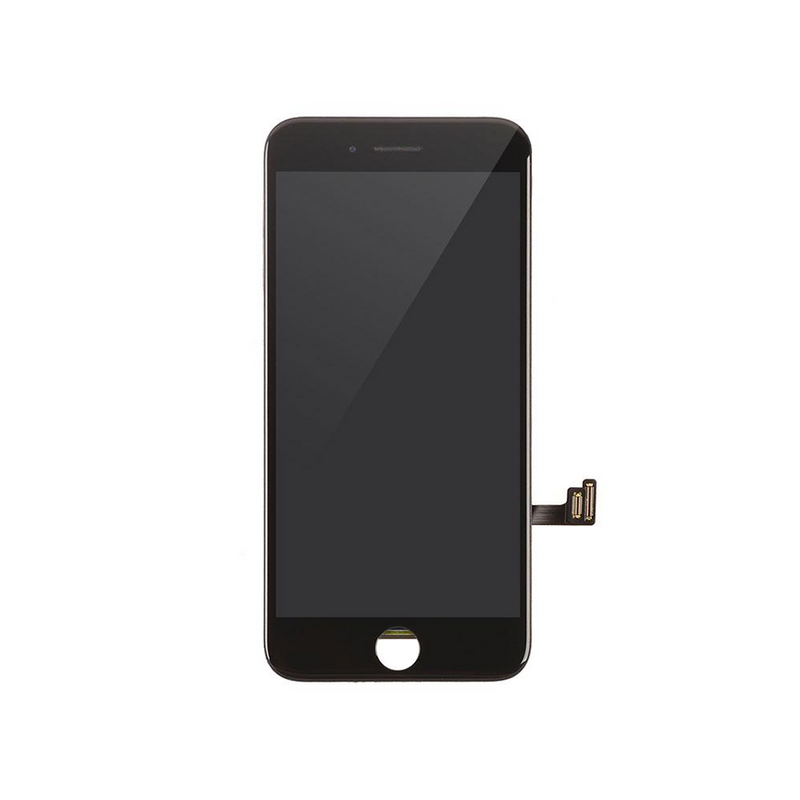 "LCD and Digitizer Touch Screen Assembly for iPhone 8 4.7"" [Choice / Black / ALG]"