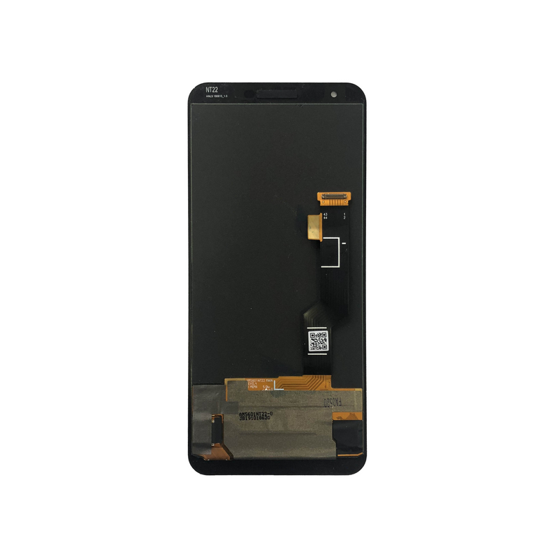 LCD and Digitizer Touch Screen Assembly for Google Pixel 3a XL [Choice / Black]