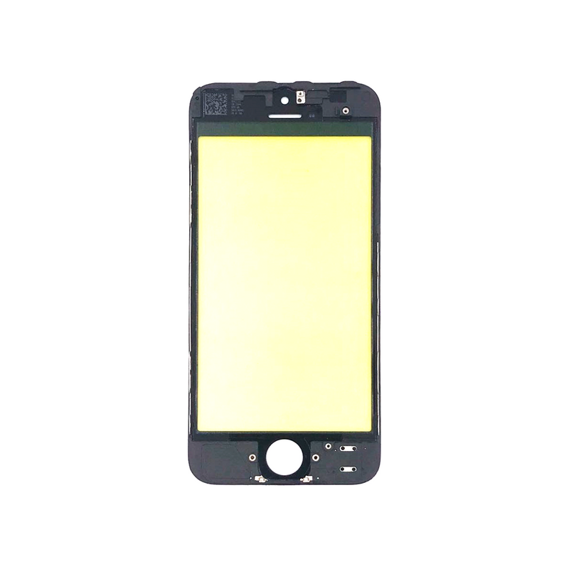 Glass Lens with Frame for iPhone (Each go with 2pcs OCA)