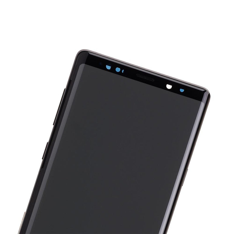 LCD and Digitizer Touch Screen Assembly with Frame for Samsung Galaxy Note 9 N960 [Premium / Black]