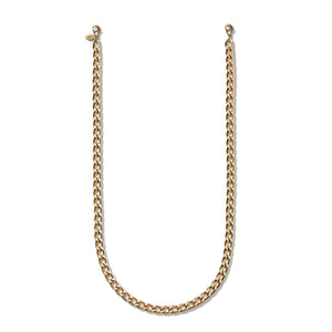 Detachable 7mm Chain in Gold