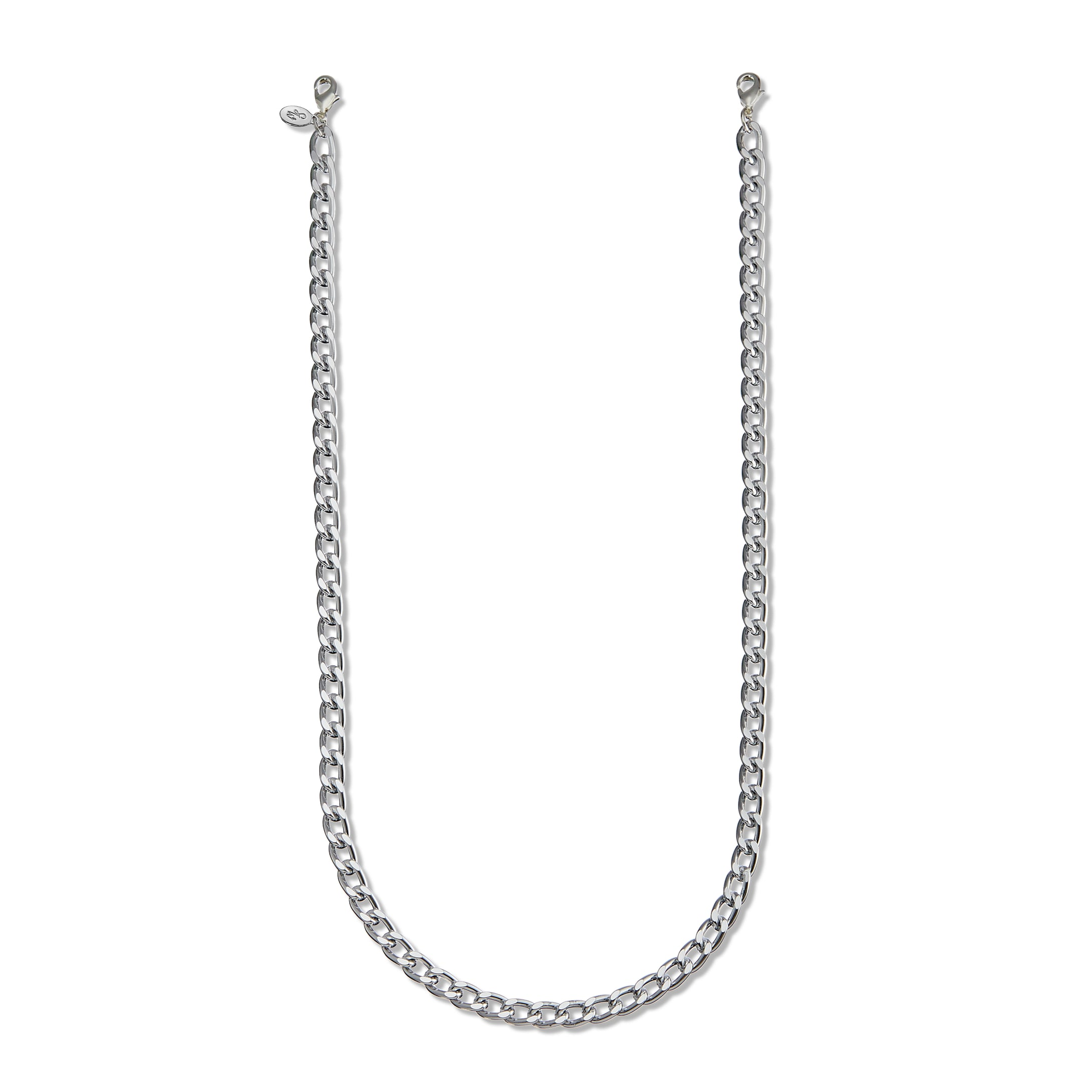 Detachable 7mm Chain in Silver